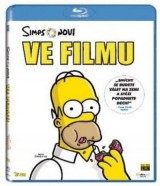 BLU-RAY Film - Simpsonovci vo filmu (Blu-ray)