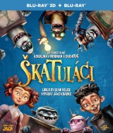 BLU-RAY Film - Škatuliaci - 2D/3D (2 Bluray)