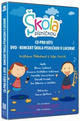 DVD Film - Škola pesničkou (DVD + CD)