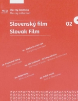 BLU-RAY Film - Slovenský film 2 (5 Bluray)