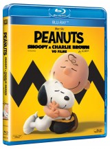 BLU-RAY Film - Snoopy a Charlie Brown. Peanuts vo filme