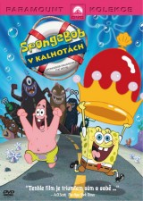 DVD Film - SpongeBob v nohaviciach: Film