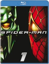 BLU-RAY Film - Spider-Man