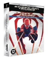 BLU-RAY Film - Spider-man Digibook Origins 1-3 (7 Bluray)