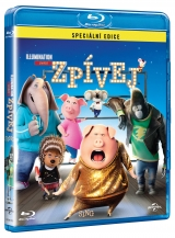BLU-RAY Film - Spievaj