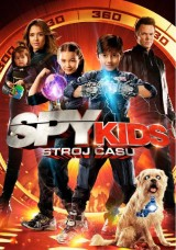 DVD Film - Spy Kids: Stroj času