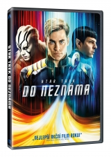 DVD Film - Star Trek: Do neznáma