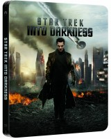 BLU-RAY Film - Star Trek: Do temnoty 3D/2D - Steelbook