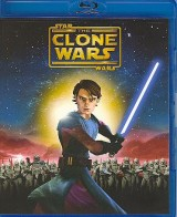 BLU-RAY Film - Star Wars:Klonové vojny (Blu-ray)