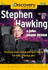 Kniha - Stephen Hawking a jeho GRAND DESIGN - DVD digipack