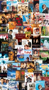 DVD Film - Super DVD sada (100 DVD)