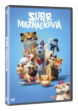 DVD Film - Super maznáčikovia