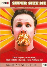 DVD Film - Super size me (FilmX)