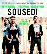 BLU-RAY Film - Susedia