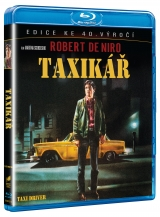 BLU-RAY Film - Taxikár