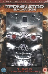 DVD Film - Terminator 4: Salvation 2 DVD + Lebka