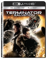 BLU-RAY Film - Terminator Salvation (2009) (UHD+BD)