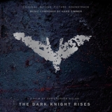 LP - THE DARK KNIGHT RISES (clear, blue & red marbled vinyl)