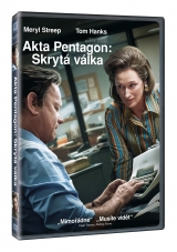 DVD Film - The Post: Aféra v Pentagone