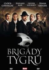 Obrázok - Tigrova brigáda (papierový obal)