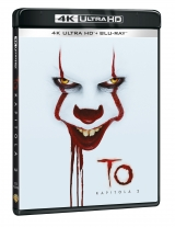 BLU-RAY Film - To Kapitola 2 (UHD+BD)