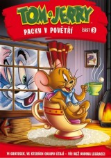 DVD Film - Tom a Jerry: Packy v povětří III.