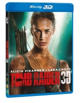 BLU-RAY Film - Tomb Raider - 3D/2D