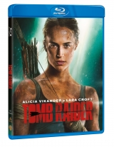 BLU-RAY Film - Tomb Raider