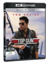 BLU-RAY Film - Top Gun (UHD+BD)