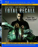BLU-RAY Film - Total Recall BD4M (4K Bluray)