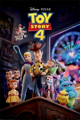 BLU-RAY Film - Toy Story 4