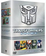DVD Film - Transformers Prime 1. séria (5 DVD)