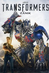 DVD Film - Transformers: Zánik