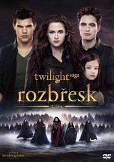 DVD Film - Twilight sága: Úsvit - 2. čast