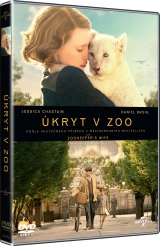 DVD Film - Úkryt v ZOO