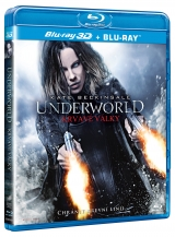 BLU-RAY Film - Underworld: Krvavé vojny - 3D/2D Steelbook