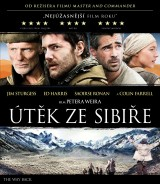 BLU-RAY Film - Útěk ze Sibiře (Bluray)