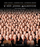 BLU-RAY Film - V kůži Johna Malkoviche (Bluray)