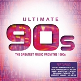 CD - VARIOUS  ULTIMATE... 90S (4CD)