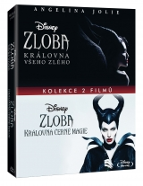 BLU-RAY Film - Vládkyňa zla 1.+2. (2Bluray)