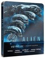 BLU-RAY Film - Votrelec (6 Bluray) - Steelbook