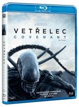BLU-RAY Film - Votrelec: Covenant