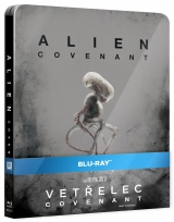 BLU-RAY Film - Votrelec: Covenant - Steelbook