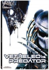 DVD Film - Votrelec vs. Predátor (pap.box)