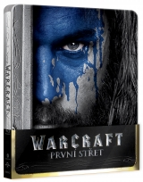 BLU-RAY Film - Warcraft: Prvý stret - Steelbook