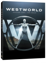 DVD Film - Westworld 1. séria (3DVD)