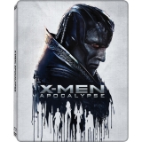 BLU-RAY Film - X-Men: Apokalypsa - Steelbook