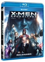 BLU-RAY Film - X-Men: Apokalypsa