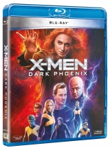 BLU-RAY Film - X-men: Dark Phoenix