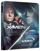 BLU-RAY Film - X-MEN Trilogie 1-3 steelbook